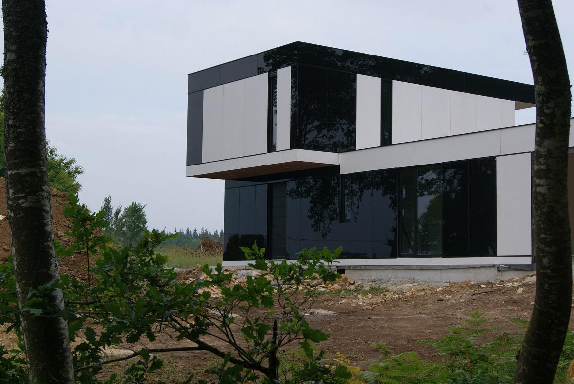 Casas modulares galer a de dise o modular - Casas prefabricadas coruna ...
